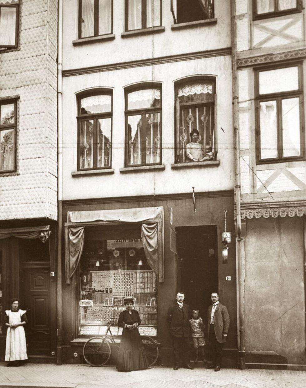Geschäft in Celle